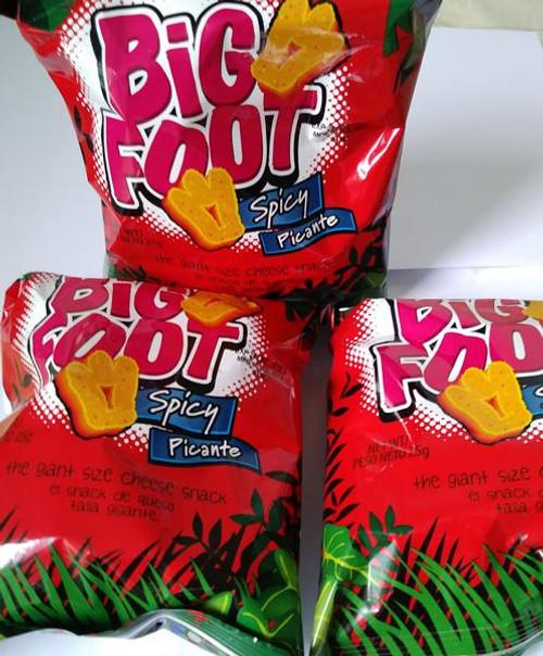 Big Foot- 25g (spicy) (bundle of 3)