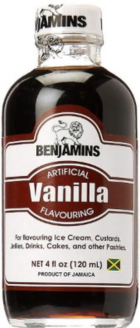 Benjamins Vanilla Flavouring