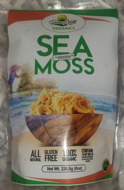 Green Hills Organics Sea (Irish) Moss-8oz