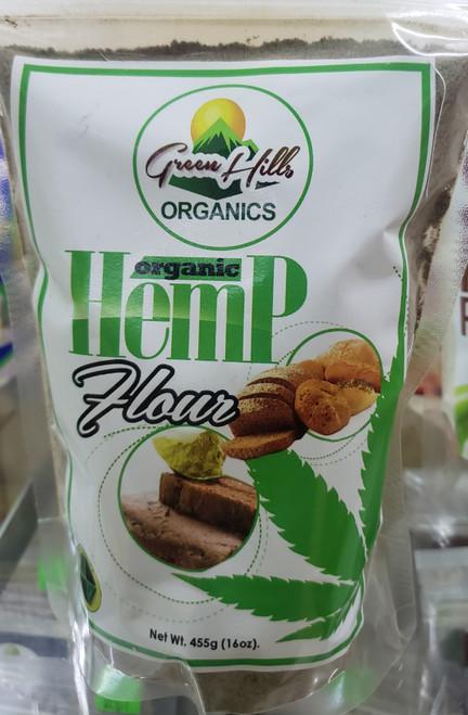 Green Hills Organics Jamaican Organic Hemp Flour (16oz)