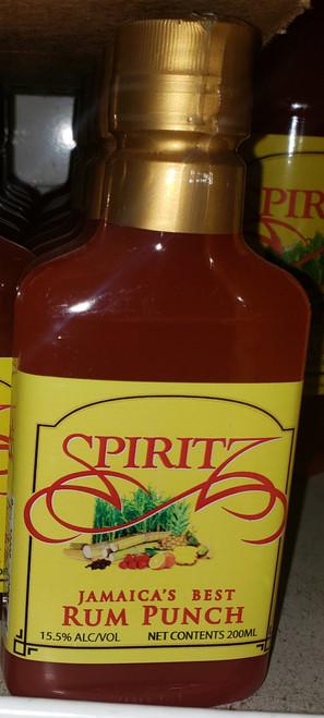 Spiritz Jamaica's Best Rum Punch- 200ml