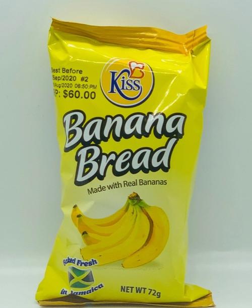 Kiss Banana Bread (pack of 3)