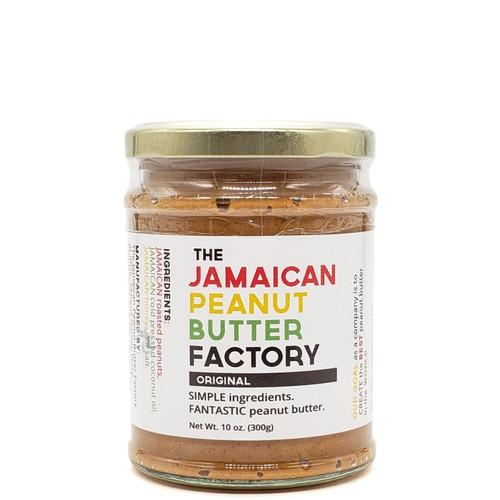 Jamaican Peanut Butter (Original)-10oz