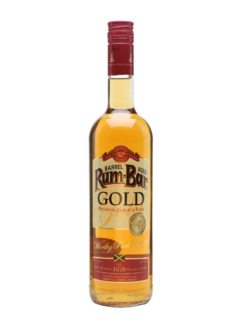 Rum Bar Gold Rum- 750ml