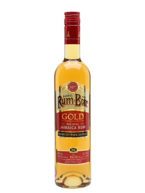 Rum Bar Gold Rum (Pot Still)- 750ml