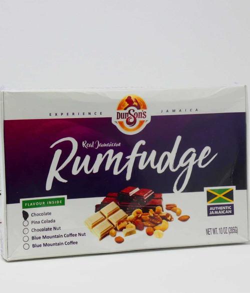 Dunson's Rum Fudge- 5oz