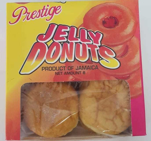 Prestige Variety Pack Donuts- (8 donuts in box) (Fedex Priority Shipping only)