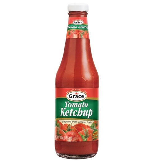 Grace Tomato Ketchup-22.29oz