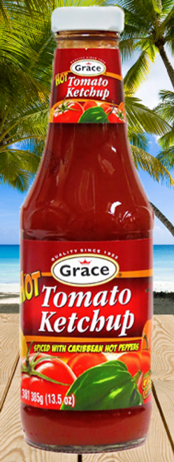 Grace Tomato Ketchup (Hot) Limited Edition-13.5oz