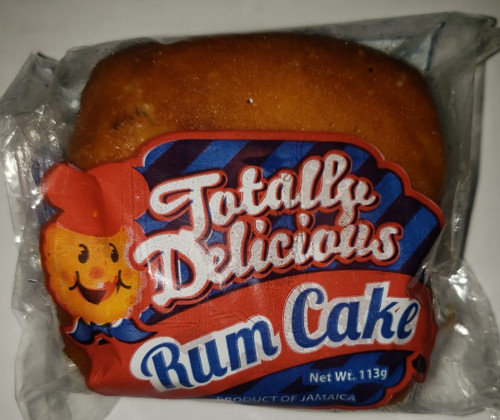 Totally Delicious Rum Cake-113g