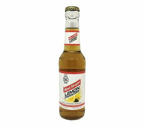 Red Stripe Lemon Paradise Beer (6 bottles)