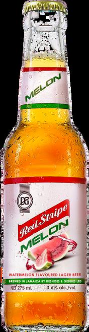 Red Stripe Melon Beer (6 bottles)