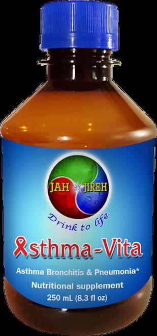 Jah-Jireh Asthma-Vita