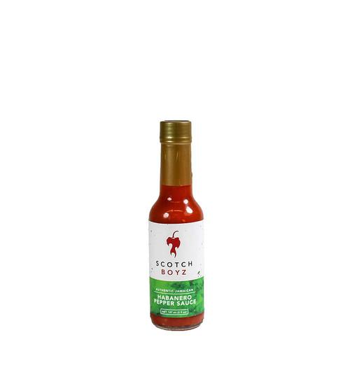 Jamaican Habanero Pepper Sauce