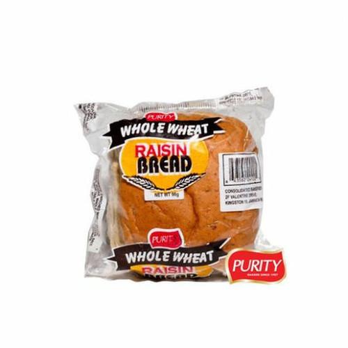 Purity Wheat Raisin Bread bundle of 3