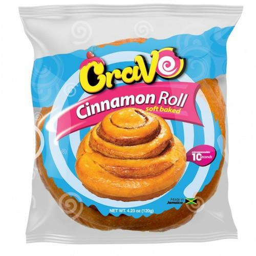 Crave Cinnamon Roll bundle of 3
