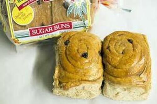 Ms. Birdie Cornbread Sugar Bun (bundle of 3)