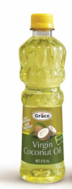 Grace Virgin Coconut Oil- 475ML