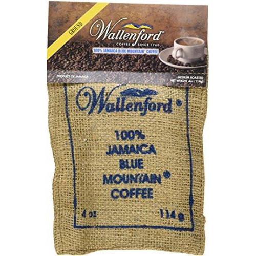 Wallenford Jamaica Blue Mountain Coffee- 4oz
