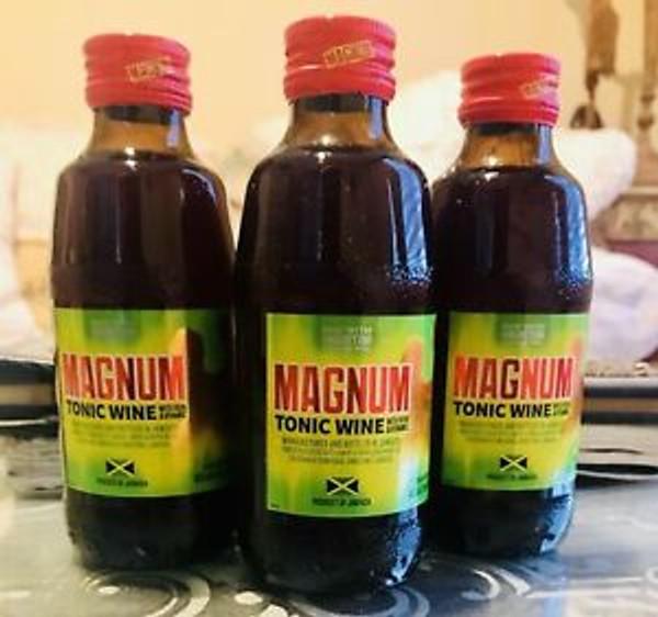 Magnum Tonic Wine (set of 3)
