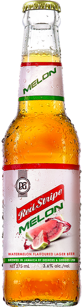 Red Stripe Melon Beer (3 bottles)