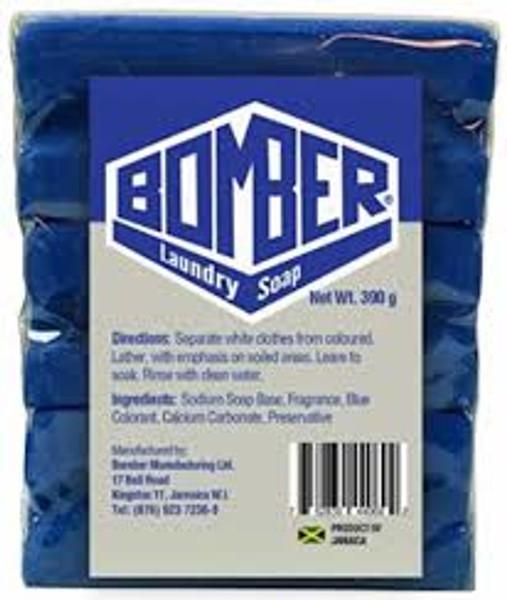 Blue Bomber Laundry Soap (pack of 3)- 390g