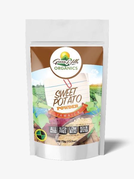 Green Hills Organics Jamaican Sweet Potato Powder/Flour (13.5oz)