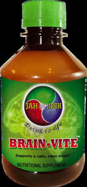 Jah-Jireh Brain-Vita
