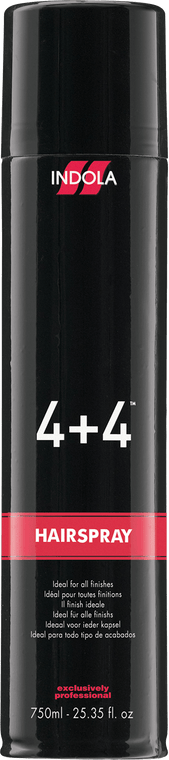 Indola 4+4 Hairspray (750ml)