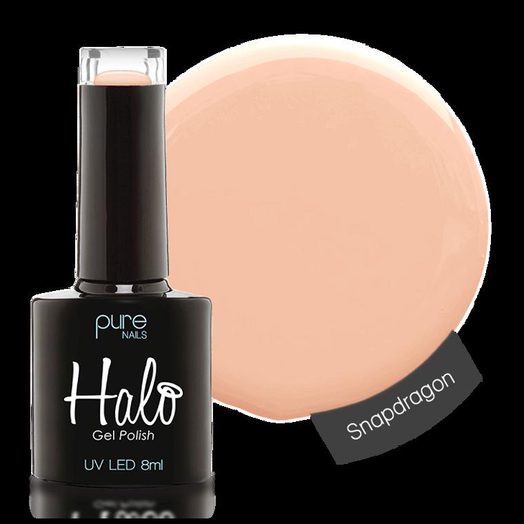 Halo Gel Polish - First Bloom - Snapdragon (8ml)