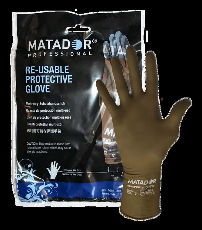 """Matador Re-Usable Protective Gloves - 8.5"""""""