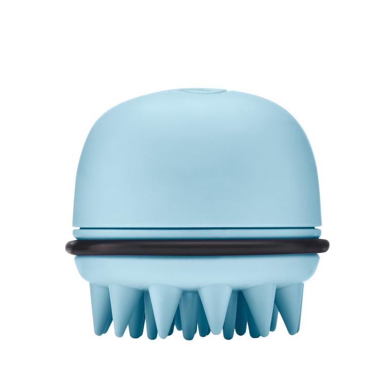 Wet Brush Head Start Exfoliating Scalp Massager - Blue