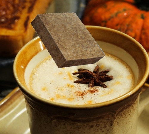 A warm and inviting pumpkin chai essence.