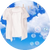 The fresh  and breezy essence of sun-dried cotton. Very popular for used clothing stores.