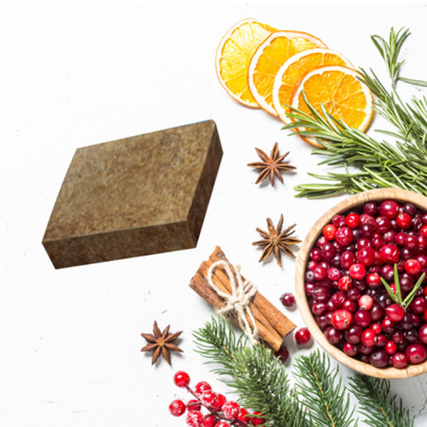 Take a Holiday any day of the year! If this was a song the chorus would be  a festive blend of cinnnamon, vanilla nutmeg & cranberry.
