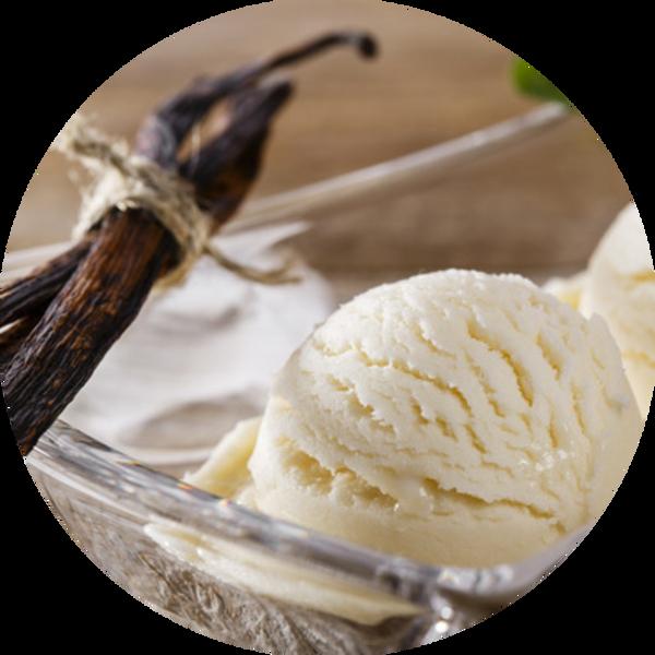 Creamy vanilla bean with a light and sweet Madagascar bourbon  essence.