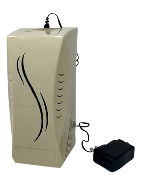 Electric Scent Blaster covers 1,000 square feet