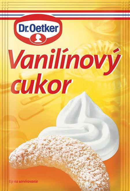 Vanilínový cukor 20g Dr.Oetker