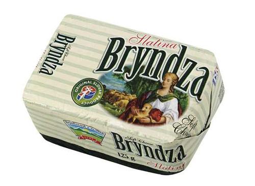 Bryndza Slatina 125g