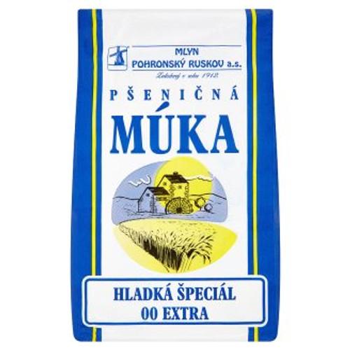 Múka hladká špeciál 1kg Ruskov