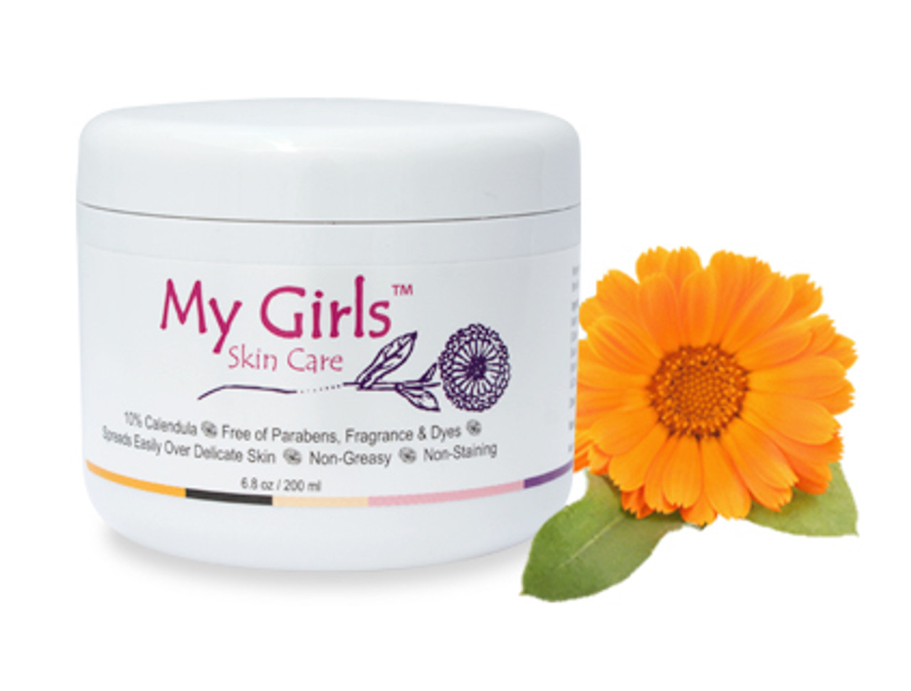 Buy 1 or More 6.8 Oz My Girls Skin Care Tubs and Get 50% Off Another Tub