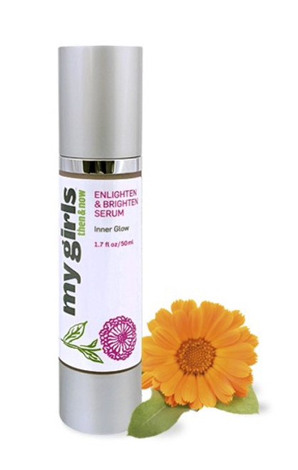 Enlighten & Brighten Moisture-Boost Facial Serum