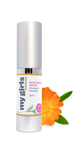 Moisturizing Calendula Serum with Kakadu Plum Super Vitamin C
