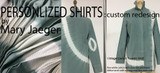PERSONALIZED SHIRTS: custom redesign