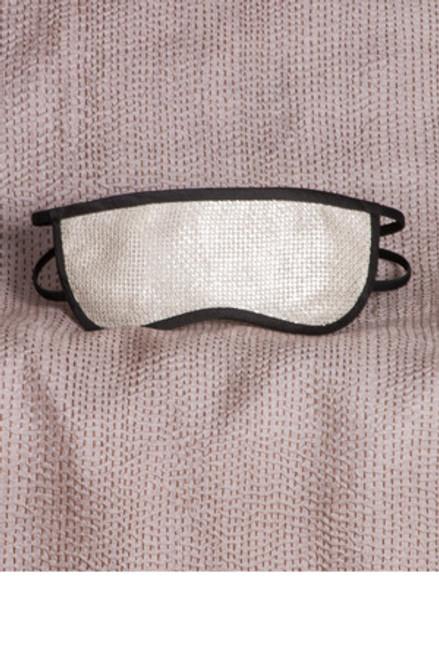 EYEMASK: Silver Linen