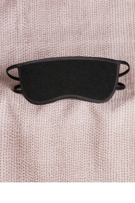 EYEMASK: Black Cashmere