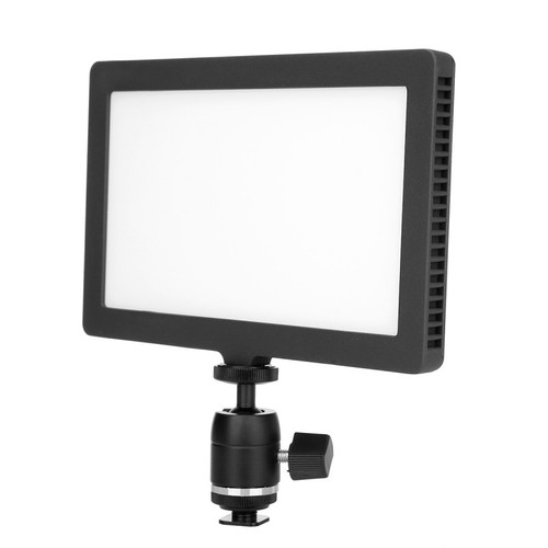 "5 x 8"" C-208AS Bi-Color On-Camera Soft LED Light"