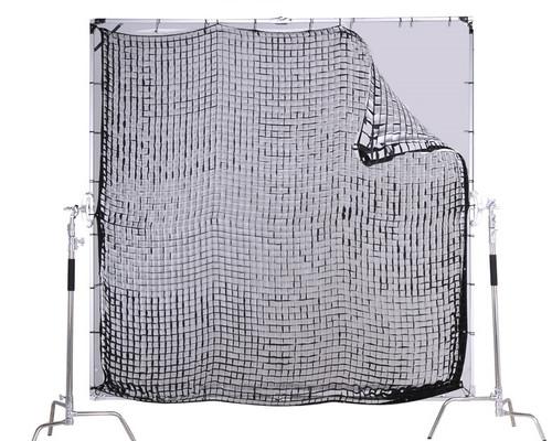 "94 x 94"" Folding Fabric Grid"