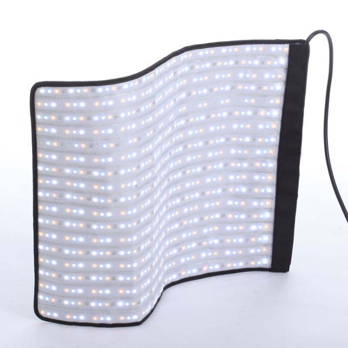 100W RGB R718 Bi-Color Flexible LED Light Mat