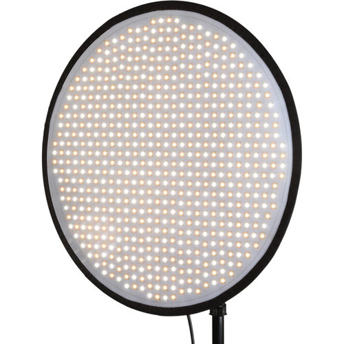 Round Flex X-Bracket Bi-Color LED Light Mat